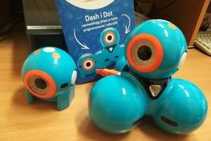 Robot dash na studiach podyplomowych w ISP