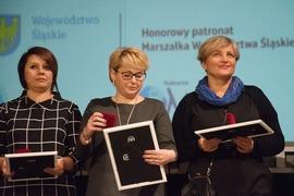 """Finałowa gala prestiżowego plebiscytu """"Dziennika Zachodniego"""" Nauczyciel na Medal 2018 1"""