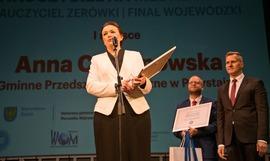 """Finałowa gala prestiżowego plebiscytu """"Dziennika Zachodniego"""" Nauczyciel na Medal 2018 7"""