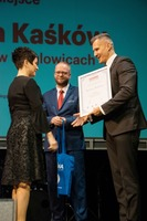 """Finałowa gala prestiżowego plebiscytu """"Dziennika Zachodniego"""" Nauczyciel na Medal 2018 6"""