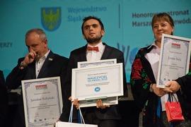"""Finałowa gala prestiżowego plebiscytu """"Dziennika Zachodniego"""" Nauczyciel na Medal 2018 11"""