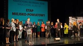 """Finałowa gala prestiżowego plebiscytu """"Dziennika Zachodniego"""" Nauczyciel na Medal 2018 18"""